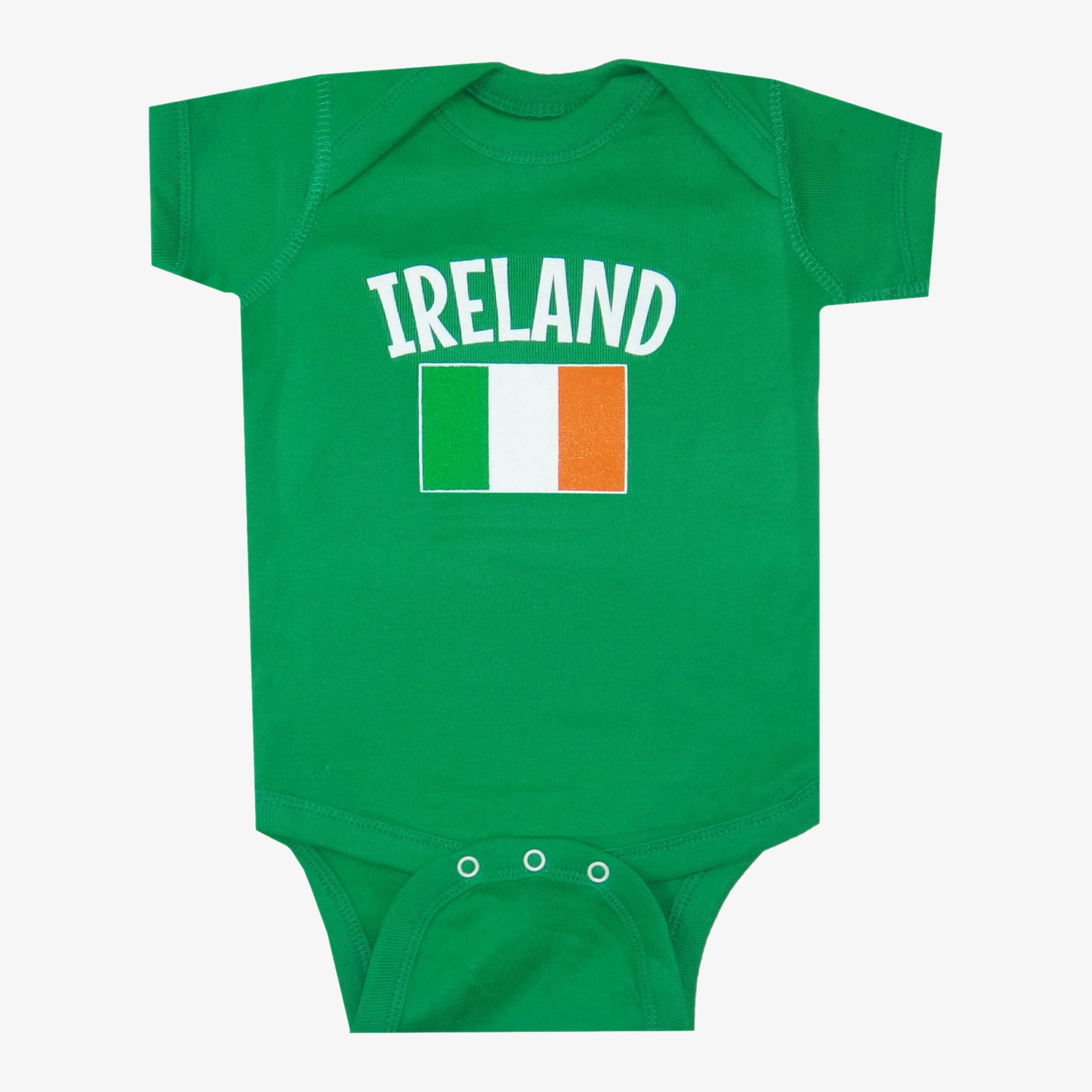 Ireland Flag Onesie