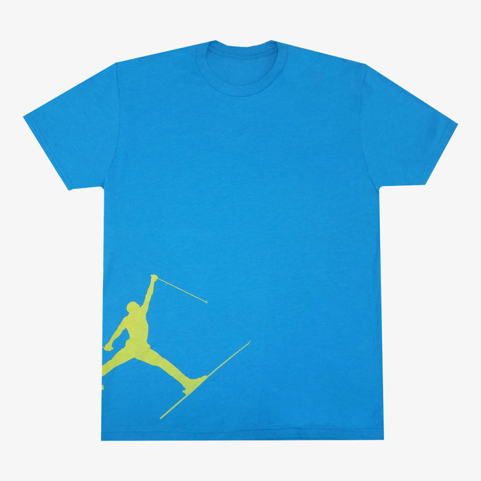 Air Aksels T-Shirt - Aqua