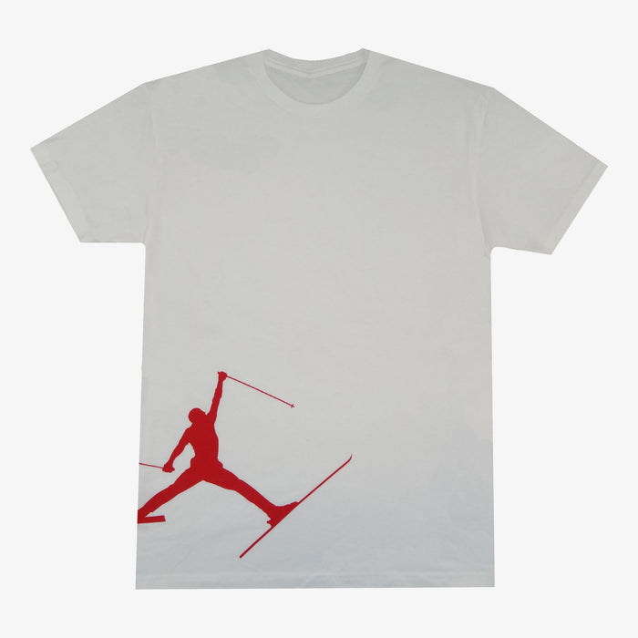 Air Aksels T-Shirt - White