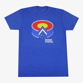 Colorado Baked Locally T-Shirt
