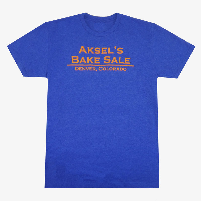 Aksels Denver Bake Sale T-Shirt - Charcoal