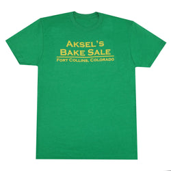 Aksels Bake Sale Fort Collins T-Shirt
