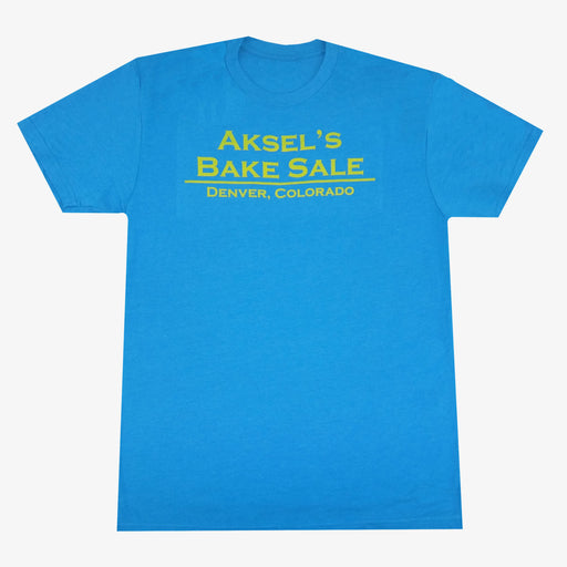 Aksels Denver Bake Sale T-Shirt - Teal