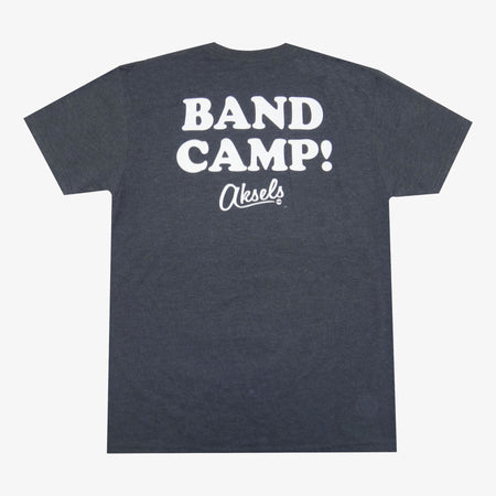 Aksels Band Camp T-Shirt - Royal