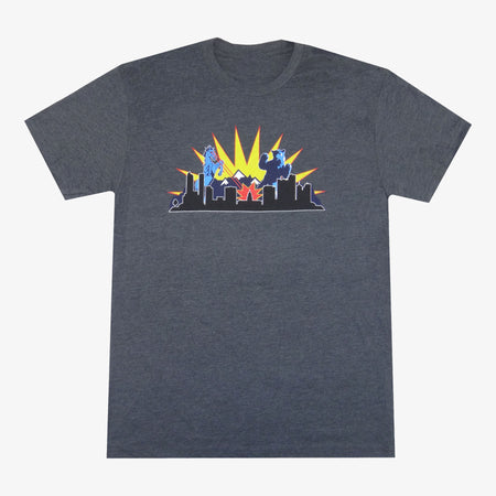 Denver Battle T-Shirt - Royal