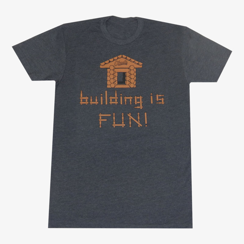 Aksels Building is Fun T-Shirt