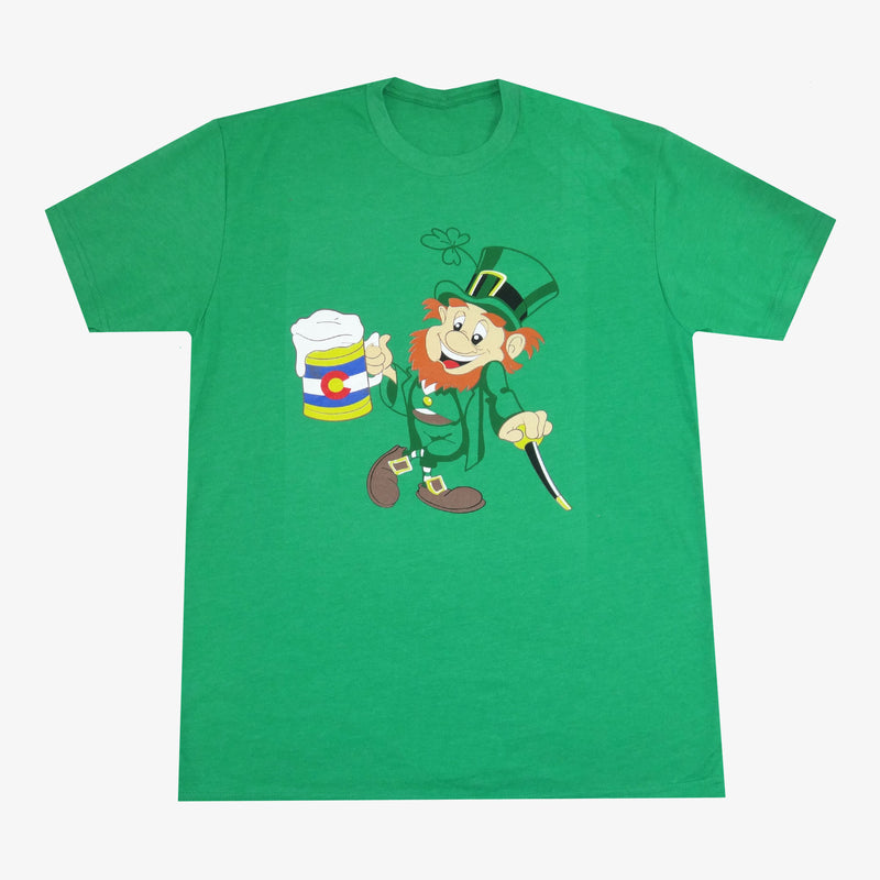 Colorado Leprechaun T-Shirt