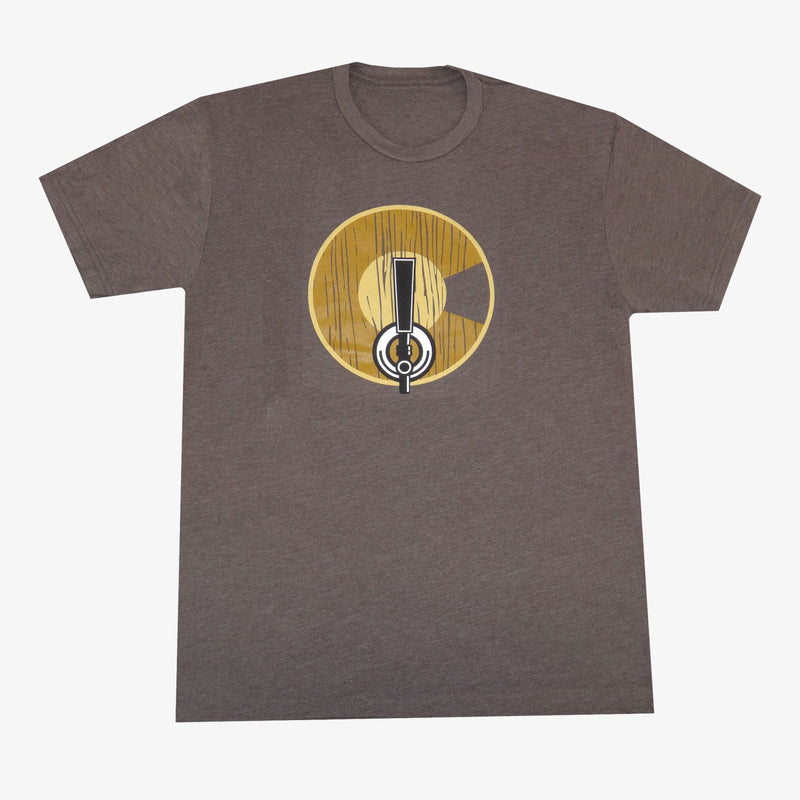 Aksels Colorado Barrel T-Shirt - Royal