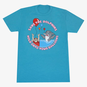 Aksels Save the Dolphins T-Shirt