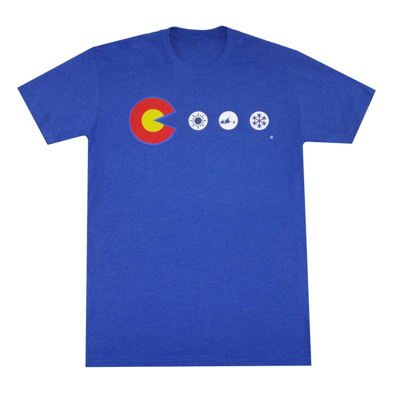 Colorado Dots T-Shirt - Yellow