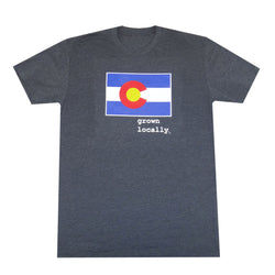 Grown Locally Colorado T-Shirt
