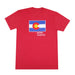 Colorado Grown Locally T-Shirt - Red