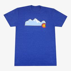 CO Mountain Men's Tee