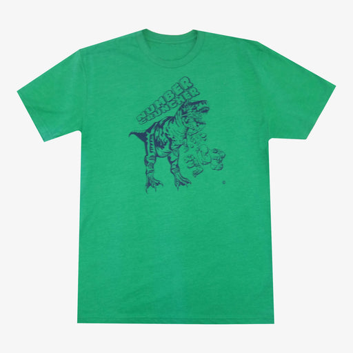 Aksels Number Cruncher T-Shirt - Green