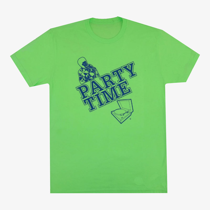 Aksels Party Time T-Shirt - Charcoal