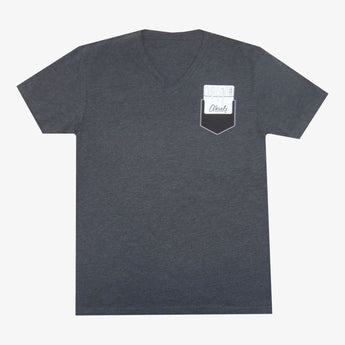 Aksels Pocket Protector V-Neck T-Shirt