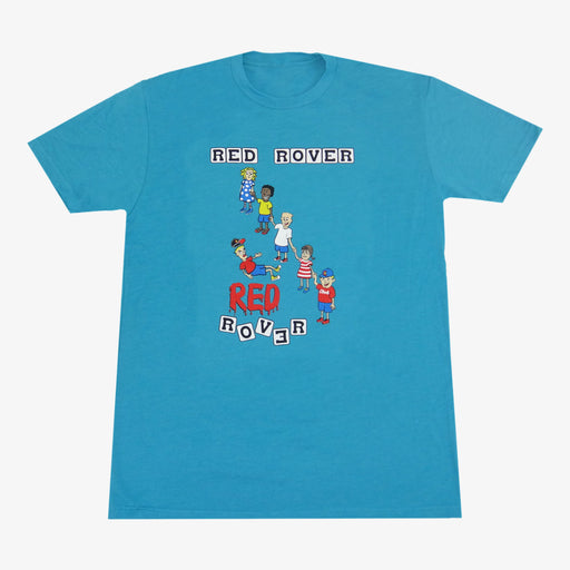 Aksels Red Rover T-Shirt - Aqua