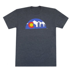 CO Skyline Men's Tee