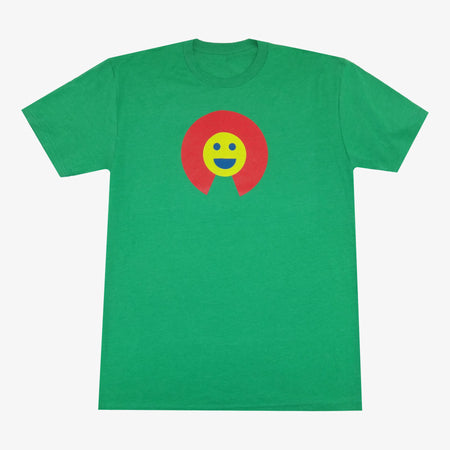 Colorado Smiley T-Shirt - Charcoal
