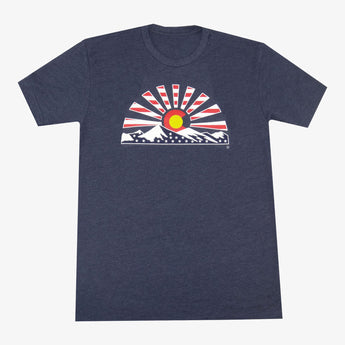Colorado Sunset Stars Men's T-Shirt