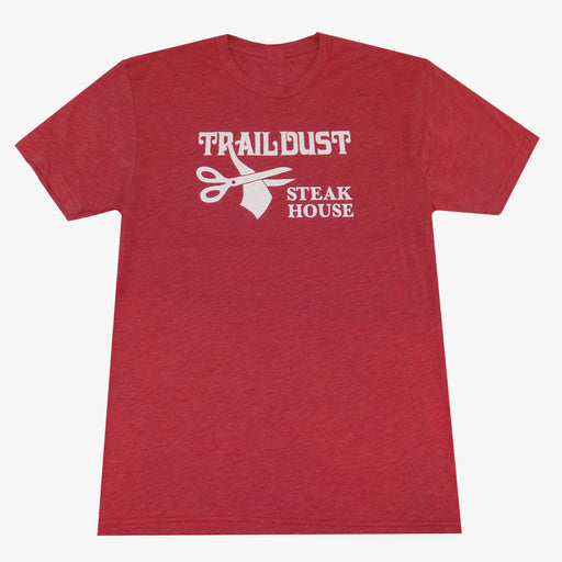 Aksels Trail Dust T-Shirt - Red