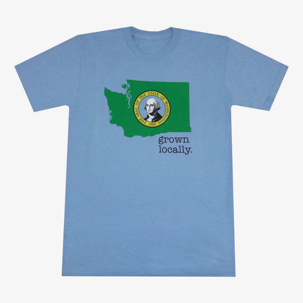 Aksels Grown Locally Washington T-Shirt