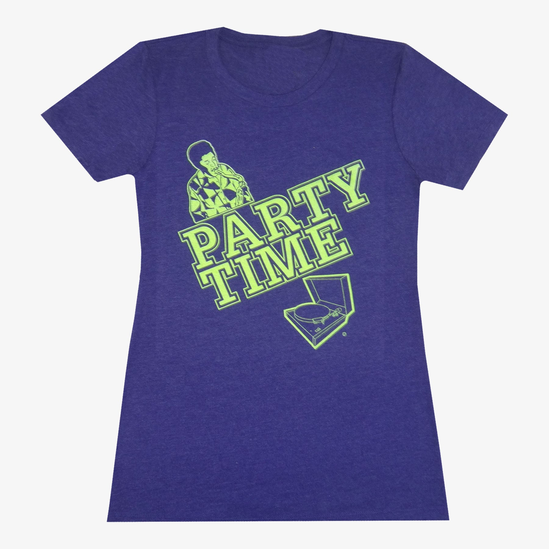 Women's Party Time T-Shirt
