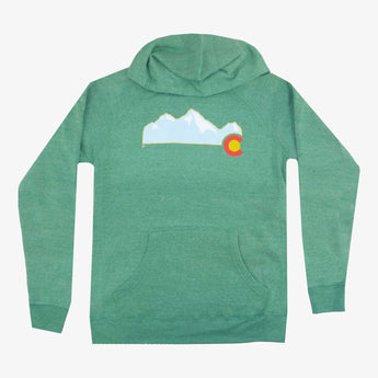 Colorado Mountain Hoodie