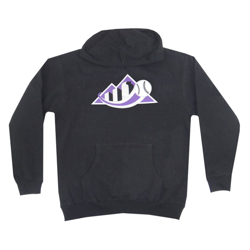 Colorado Baseball Mountain Hoodie