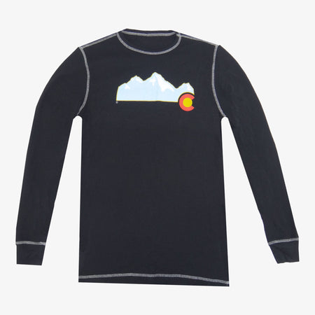 Colorado Mountain Thermal - Black