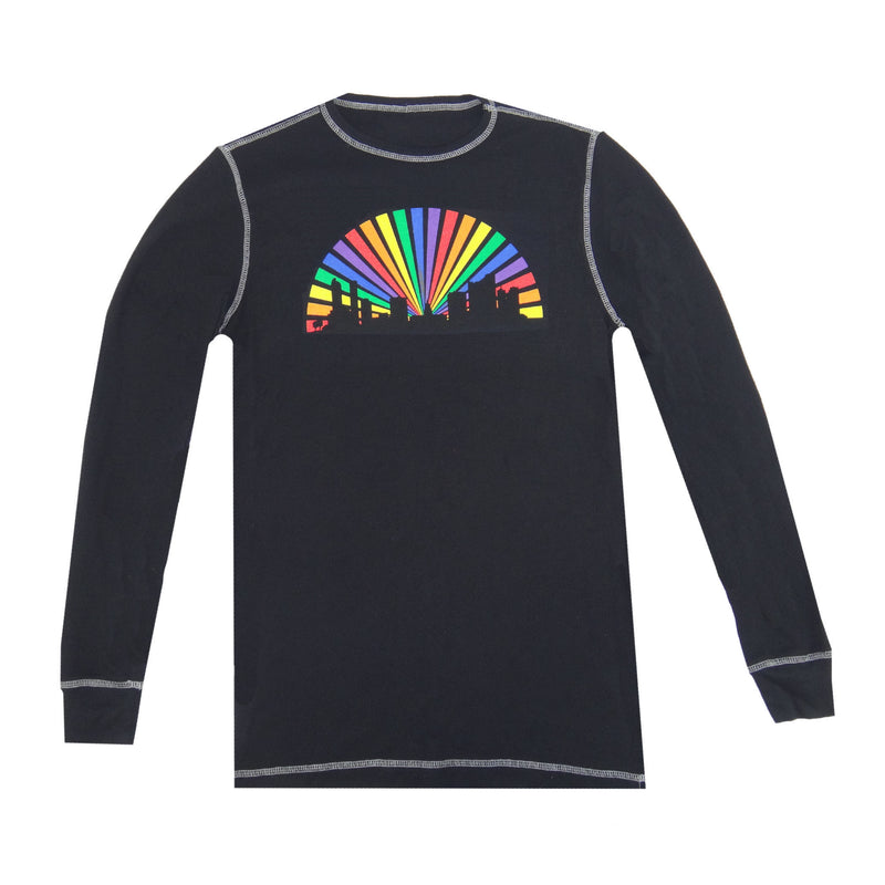 Aksels Denver Skyline Rainbow Thermal