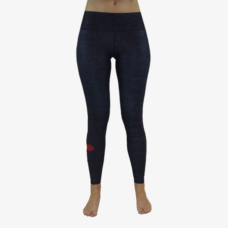 Women's New Mexico Zia Yoga Pant - Heather Gray/Yellow