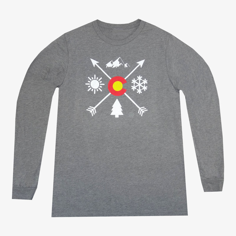 Colorado Arrows Long Sleeve Shirt