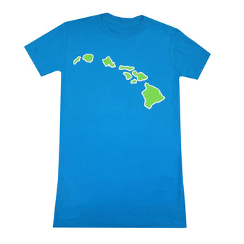 Women's Hawaiian Islands T-Shirt