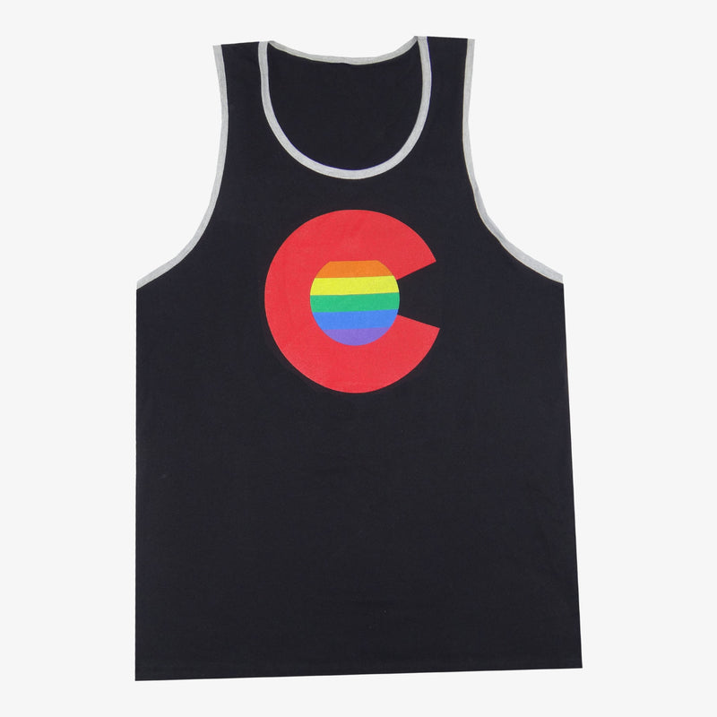 Colorado C Rainbow Tank Top