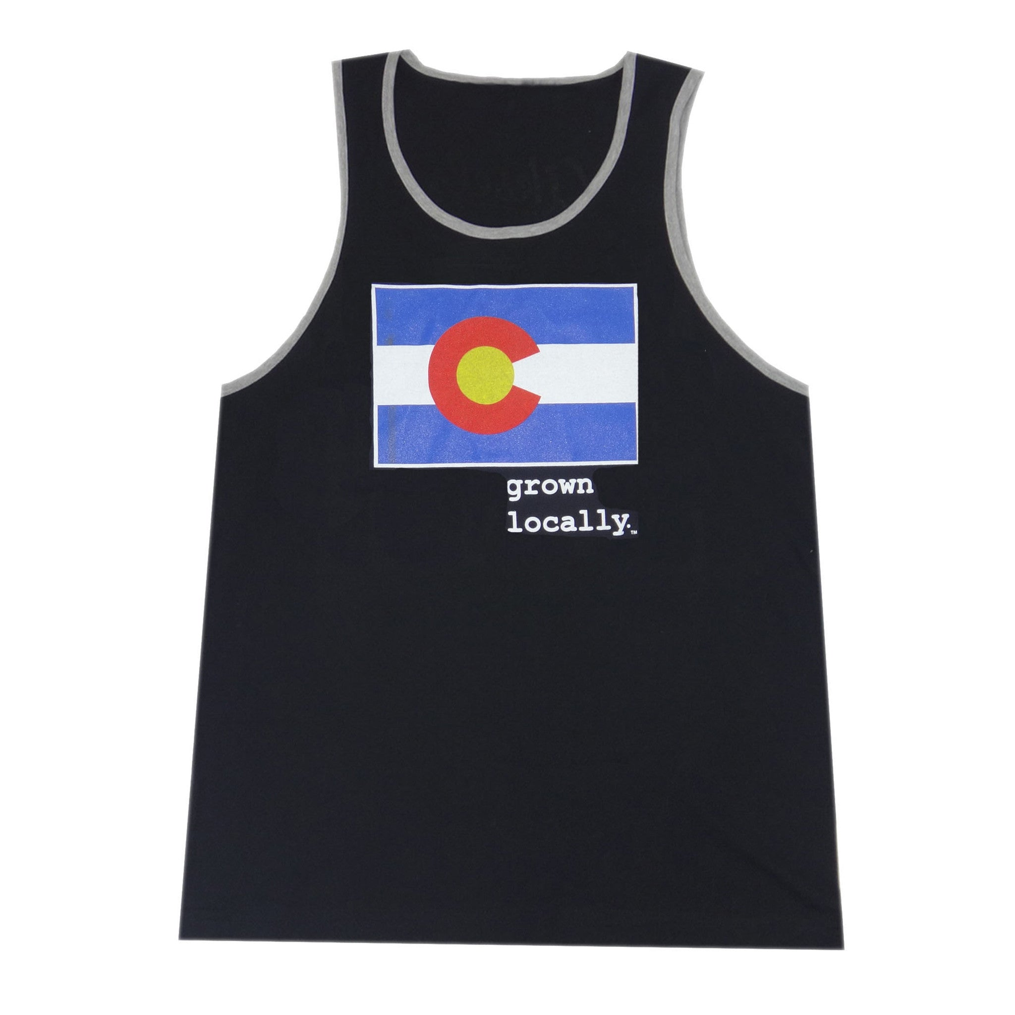 Colorado Grown Locally Tank Top
