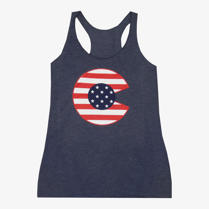 Women's Colorado C Stars Tank Top
