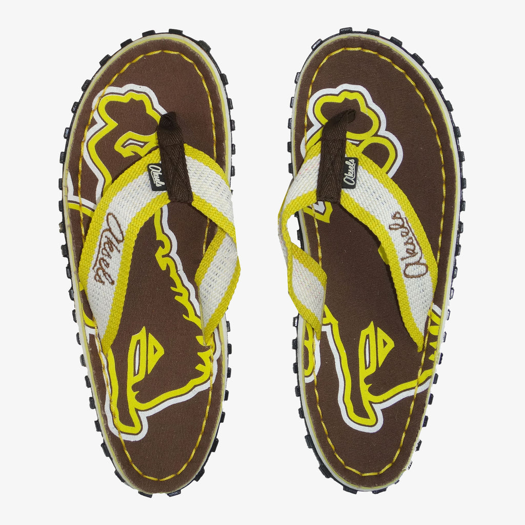 Aksels Wyoming Cowboy Sandals
