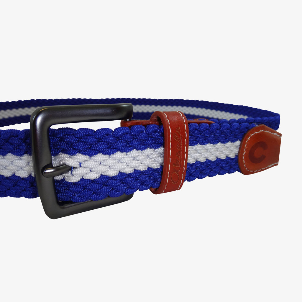 Aksels Colorado Flag Woven Belt