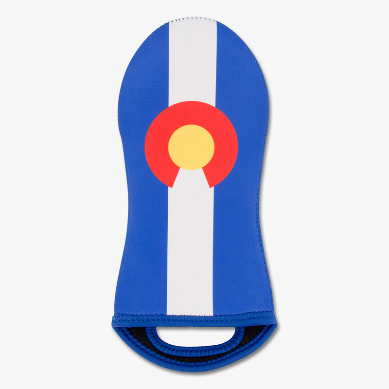 Aksels Colorado Flag Oven Mitt