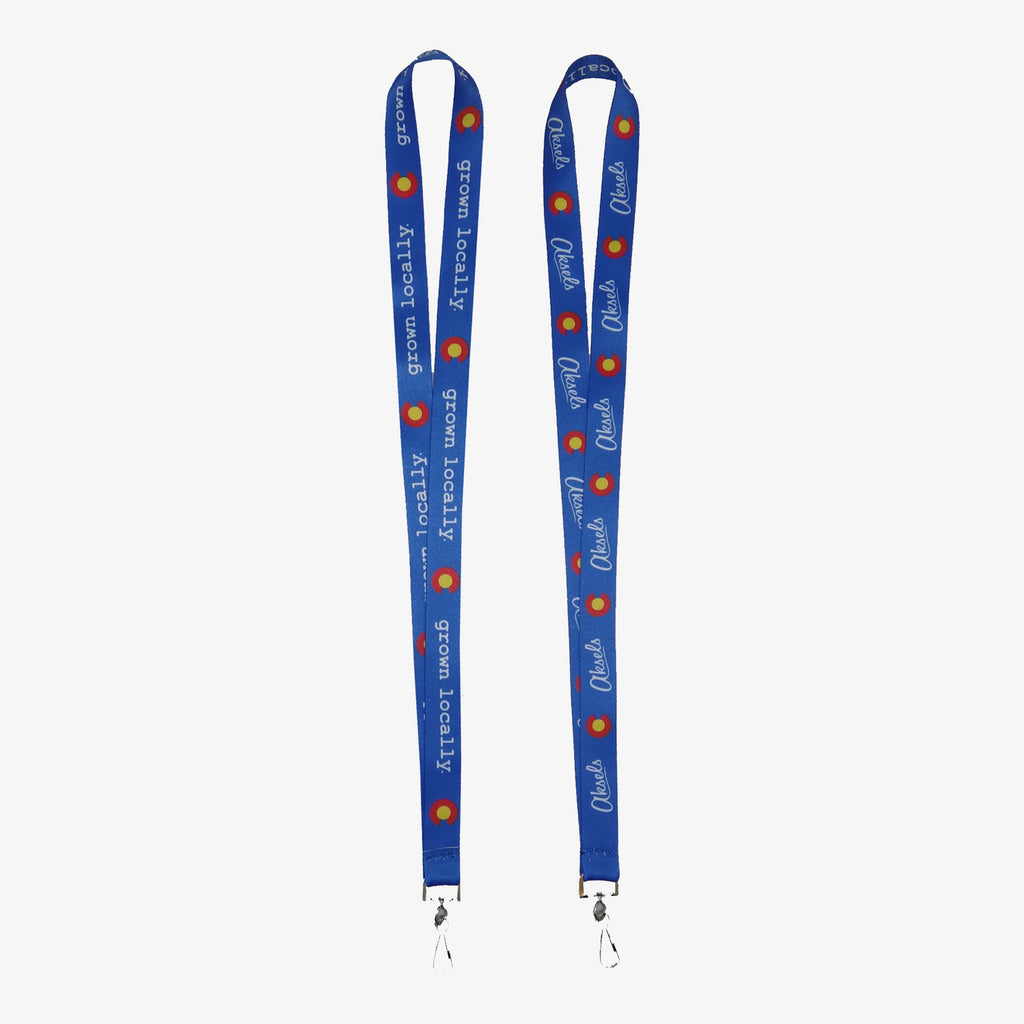 Aksels Colorado Flag C Lanyard