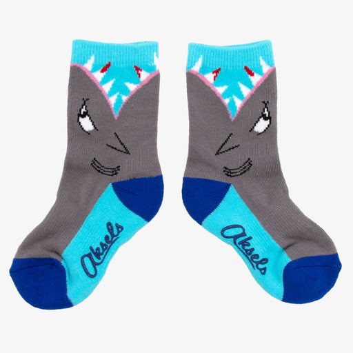 Aksels Kids Shark Socks