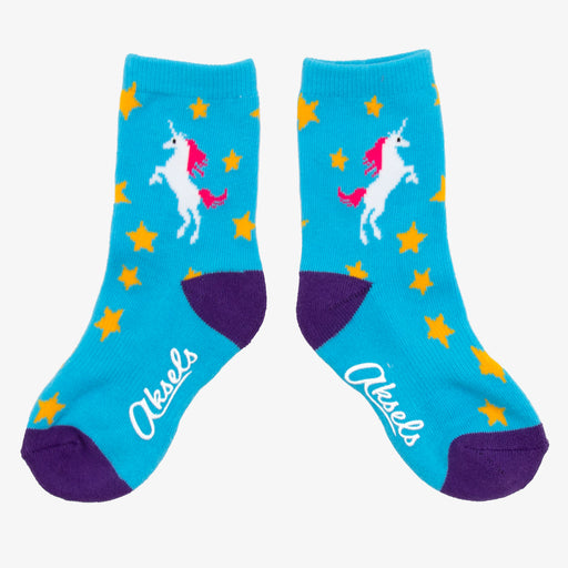 Aksels Kids Unicorn Socks