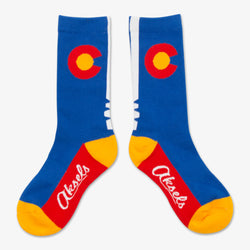 Youth Colorado Socks