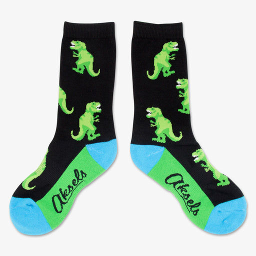 Aksels Youth T-Rex Socks