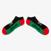 Aksels California State Flag Ankle Socks