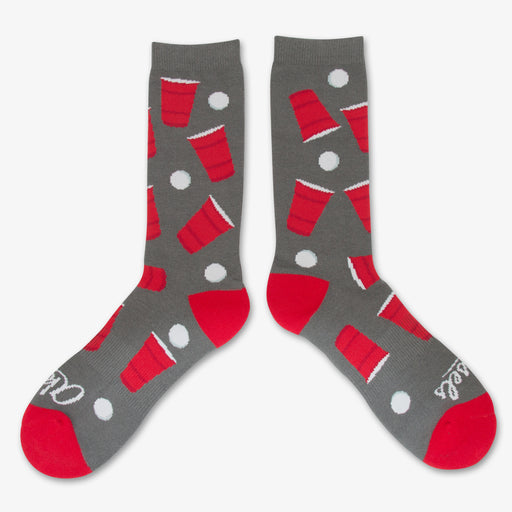 Aksels All Over Print Beer Pong Socks