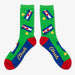 Aksels Colorado Flag Cornhole Socks