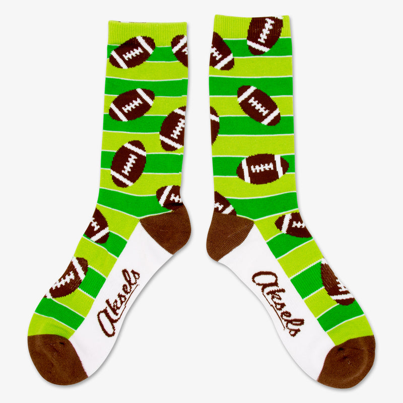 Aksels All Over Print Football Socks