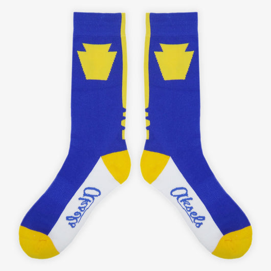 Keystone Resorts Socks - Yellow
